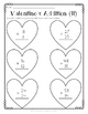 {Freebie} Valentine's Day Addition & Subtraction Packet