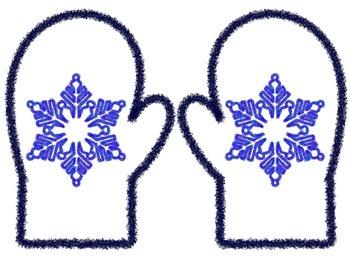 * Freebie * Winter Wonderland * Snowflakes