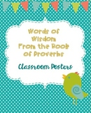 (Freebie) Words of Wisdom from the Book of Proverbs Classr