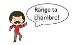 [French Language Art] Histoire courte en images / Illustra
