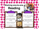 Reading Assessment.  Reading strategies/ fluency/words #itsanewyeardeals