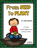 """From Seed to Plant"" by Gail Gibbons"