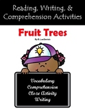 """Fruit Trees"" Guided Reading Program Activities"