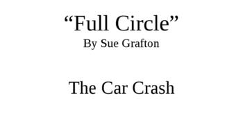 """Full Circle"" by Sue Grafton"