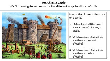 *Full Lesson* Attacking a Castle