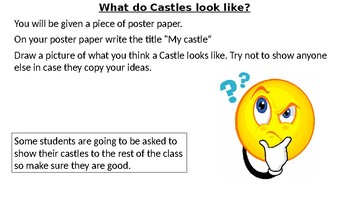 *Full Lesson * Castles Introduction