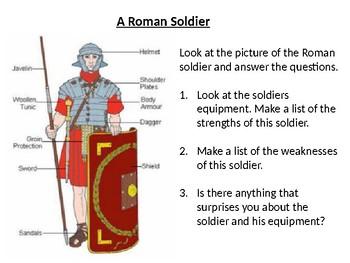 *Full Lesson: Roman Empire: The Roman Army