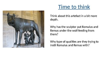 *Full Lesson* Roman Empire: The Story of Romulus and Remus