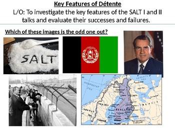 *Full Lesson* The Cold War: Detente