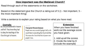 *Full Lesson* The Medieval Church