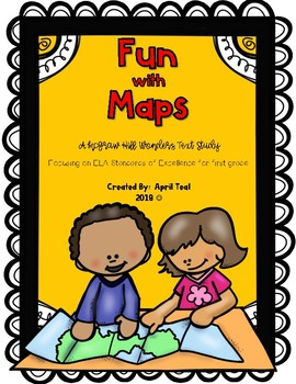 """Fun with Maps"" A McGraw Hill Wonders Text Study"