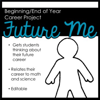 """""""Future Me"""" First Week of School Project"""