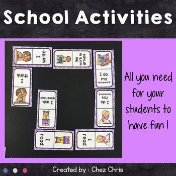 [GAME]Dominoes : At school