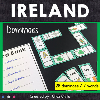 Dominoes - Ireland Vocabulary