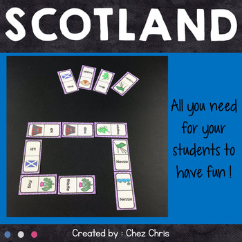 [GAME]Dominoes : Scotland