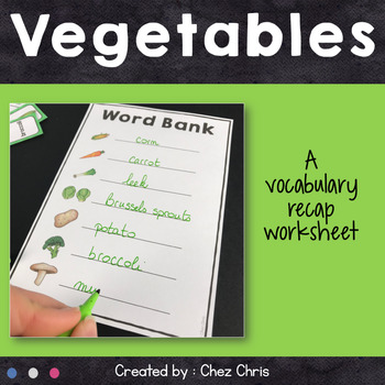 [GAME]Dominoes : Vegetables - 28 dominoes