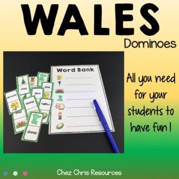 [GAME]Dominoes : Wales