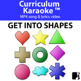 'GET INTO SHAPES' (Grades K-3) ~ Curriculum Song Video l D