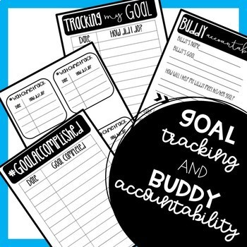 #GOALS Goal Setting and Accountability