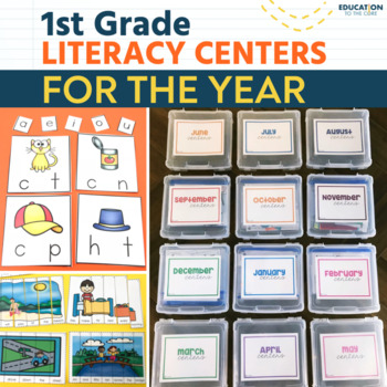 Breathtaking image regarding printable literacy centers first grade