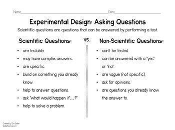 5th Grade Science and Engineering Practices (NGSS Aligned)