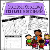 **GROWING** Guided Reading Bundle