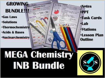 """GROWING"" - Mega Chemistry INB Bundle"