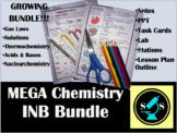 """""""GROWING"""" - Mega Chemistry INB Bundle"""