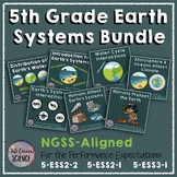 *GROWING* NGSS 5th Grade Earth Systems Bundle