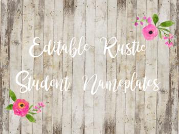 {GROWING} Watercolor Rustic Bundle