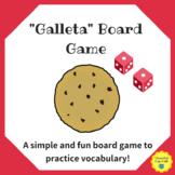 """Galleta"" Board Game"