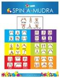 Mindfulness & Yoga   {Game} Spin a Mudra