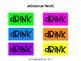 """Gang's All Here"" Board - Neon Rainbow (Editable!)"