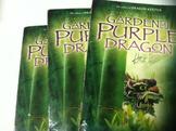 """Garden of the purple Dragon"" books, by Carole Wilkinson-"