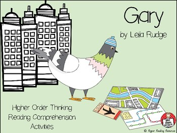 """""""Gary"""" by Leila Rudge - HOT Reading comprehension resources"""