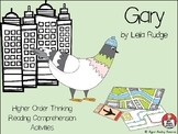"""Gary"" by Leila Rudge - HOT Reading comprehension resources"