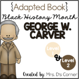 George Washington Carver - Black History Month Adapted Boo