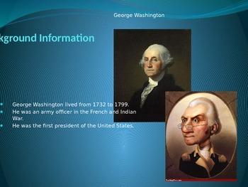 """George Washington"" PowerPoint Core Knowledge"