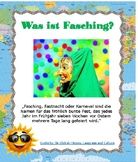 (German Language) Was ist Fasching? Karneval, Fastnacht, C