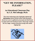"""""""Get Me Information, Please!"""" - A Technology Play"""