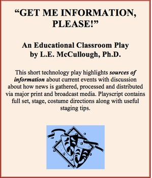 """Get Me Information, Please!"" - A Technology Play"