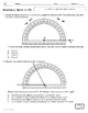 *Get STAAR Ready!* Mastery Quiz: Draw Angles with Protract