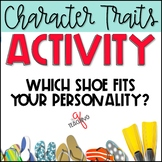 """""""Getting to Know You"""" Back to School Activity-Which Shoe F"""