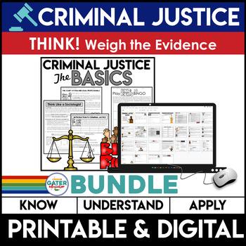Enrichment Activities | Criminal Justice