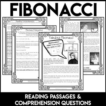 Fibonacci Sequence   Enrichment Activity