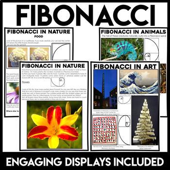 Fibonacci | Fibonacci Day Nov. 23 | STEM Activities | Math Games
