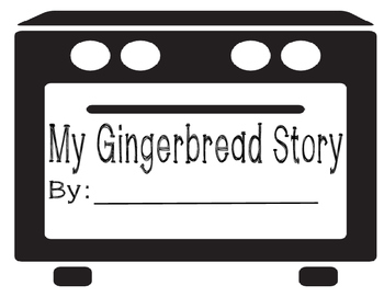 """""""Gingerbread"""" Create your own story."""
