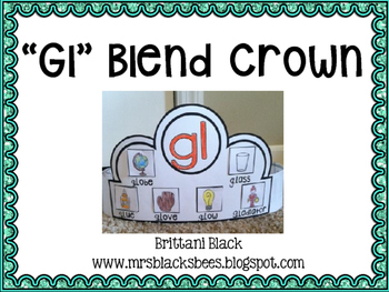 """Gl"" Blend Crown"