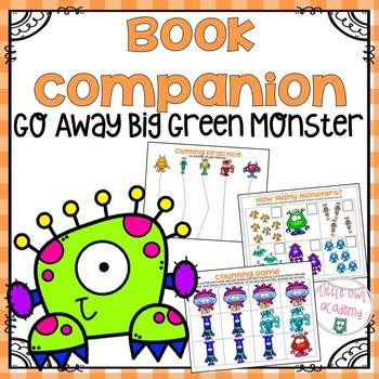 """Go Away Big Green Monster"" Book Companion"