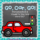 """Go Car Go!"" Interactive Speech Therapy Activities"